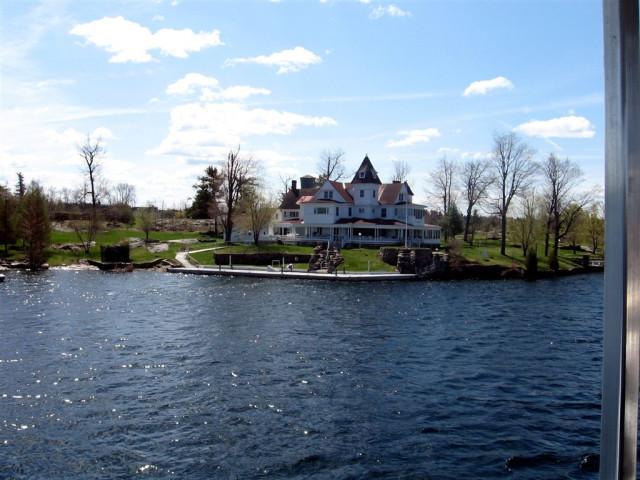 Cherry Island's Casa Blanca