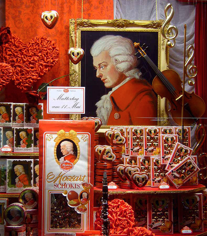Марципановый Моцарт...