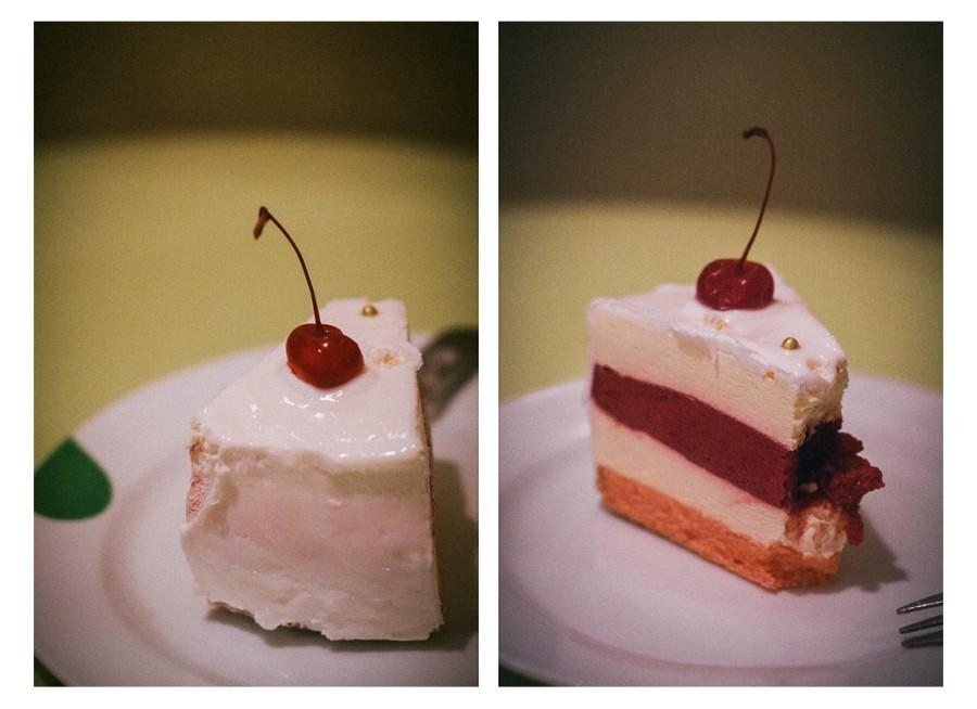 тортик нежность
