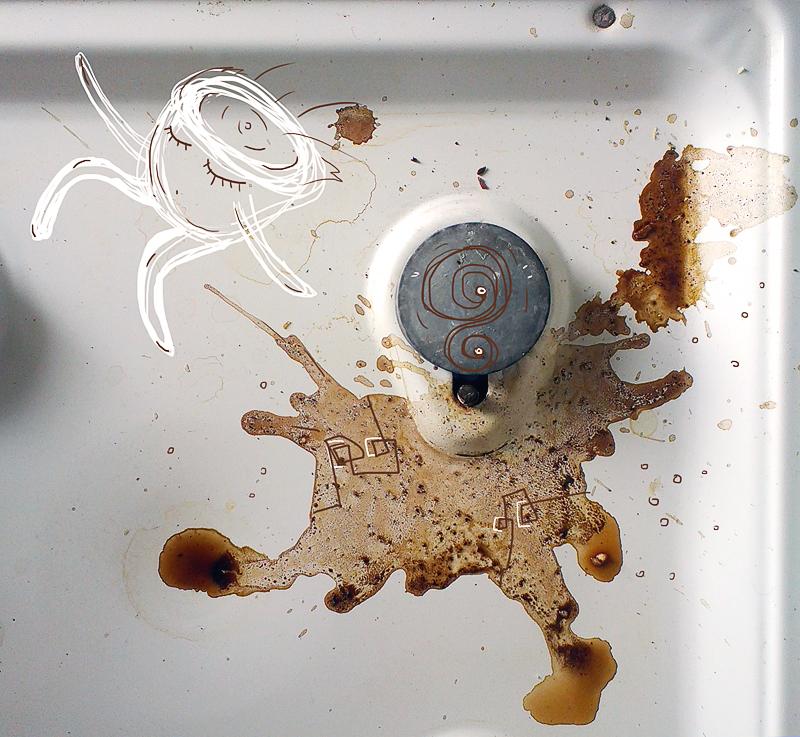 кофе убежал