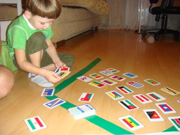 Разбор флагов
