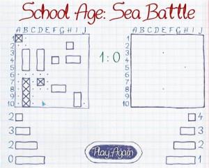 игра морской бой красиво