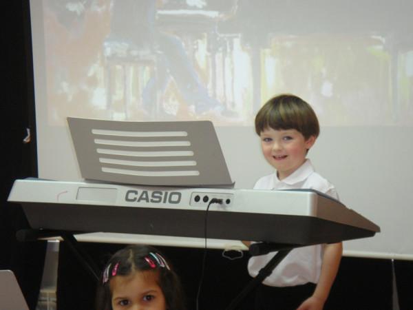 Школа концерт Тим