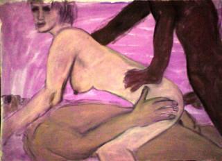 Эротические картины Сандры Тёрнбулл