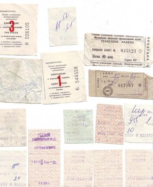 Прошло 30 лет в интересных и дальних путешествиях