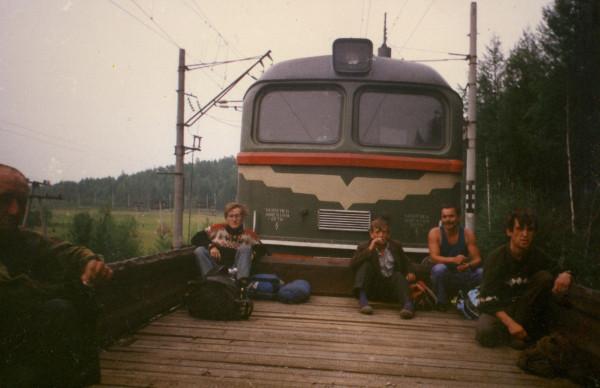 mgd202 Бич-вагон