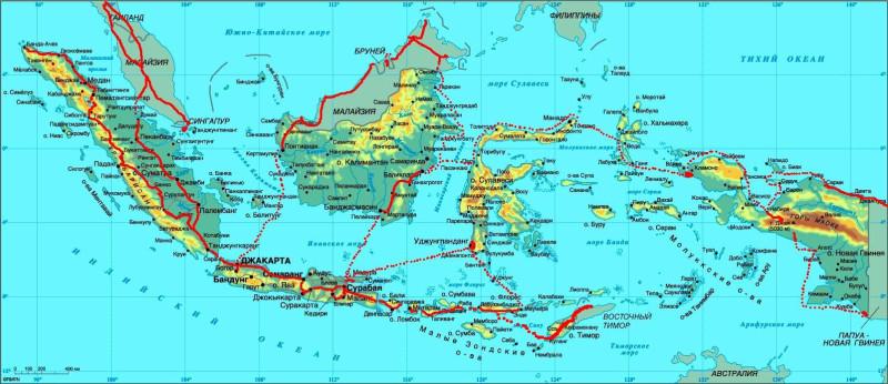 Indonesia (000)
