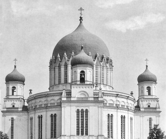 купол АН собора