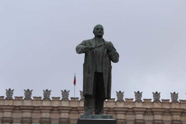 ленин белгород