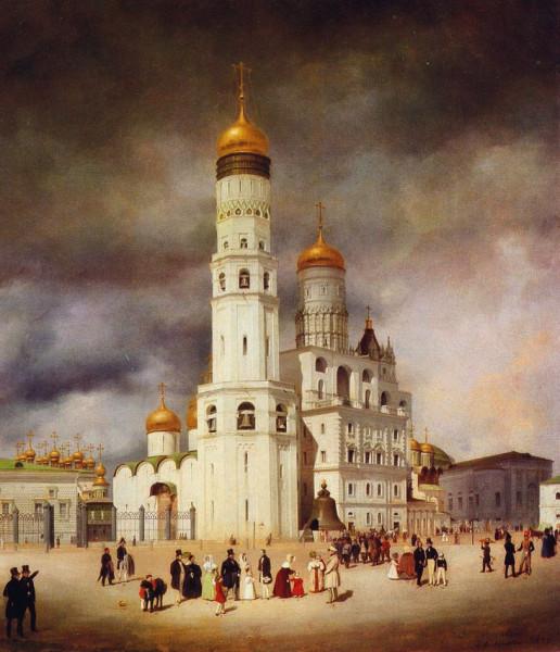 Эдуард Гертнер 1801–1877