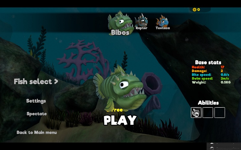 Feed and grow fish hornet for Feed and grow fish online
