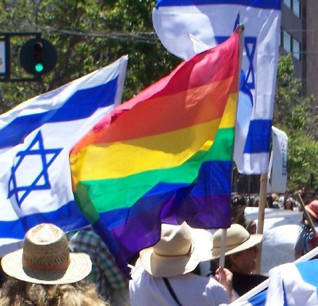 israel-gay-flags