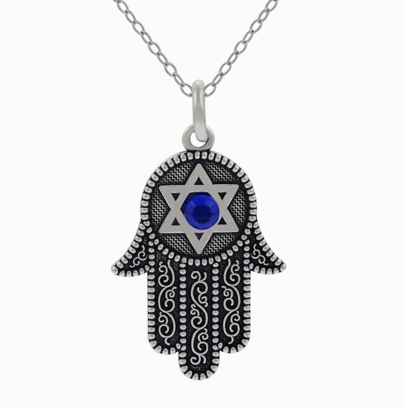 Fashion-vintage-hamsa-hand-charms-pendant-font-b-religious