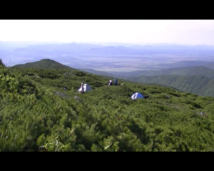 Сахалинские горы.: PROJECT team и подъем на Пик Чехова