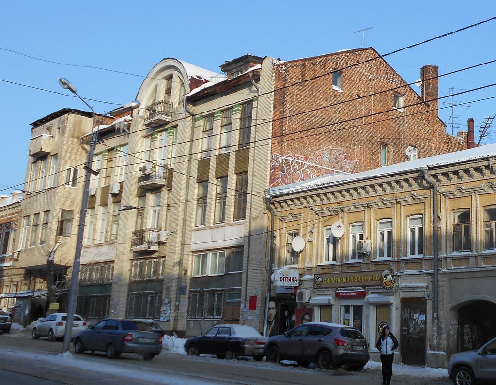 дом Зворыкина