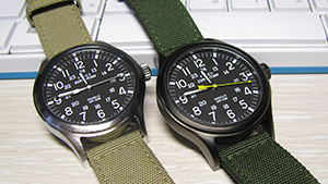 Timex Expedition T49961 vs Timex Expedition T49962_YouTube_03 s