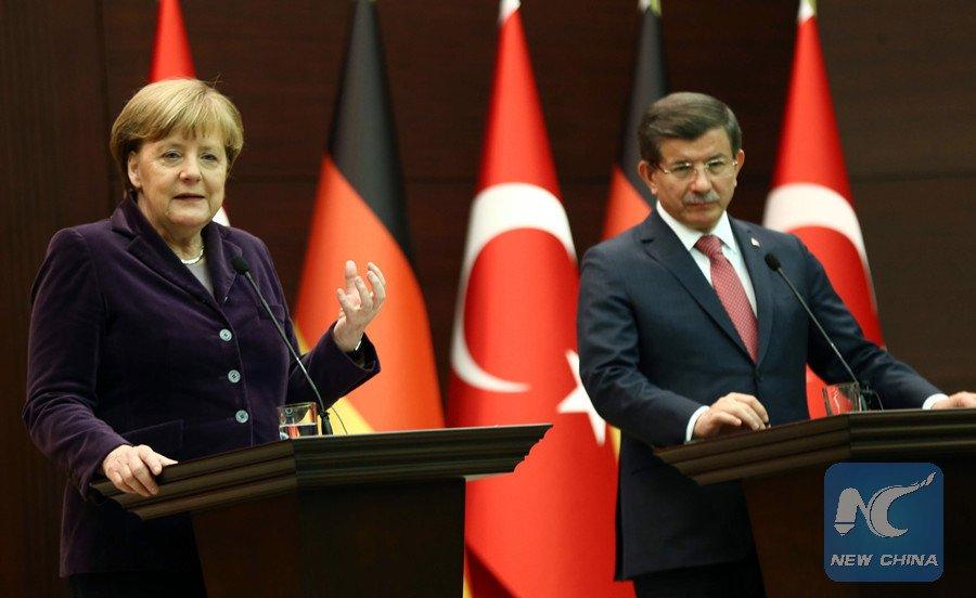 Меркель шокирована