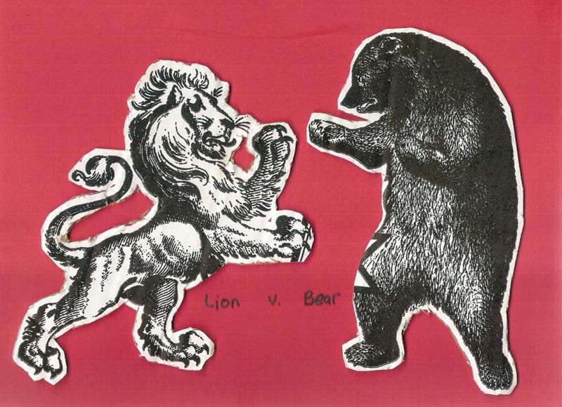 Lion-Bear