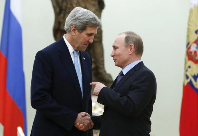 Kerry-Putin