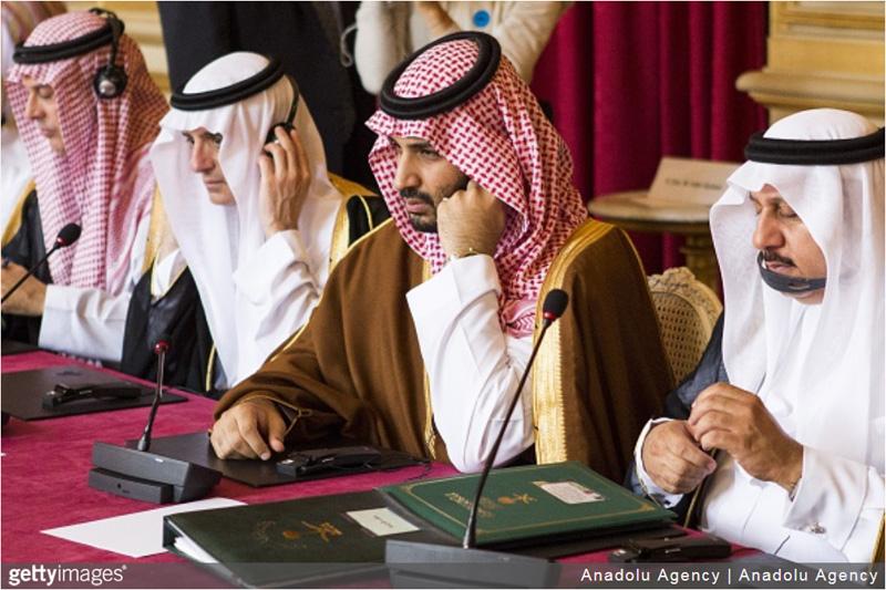 Saudi Prince Mohammed bin Salman bin Abdulaziz