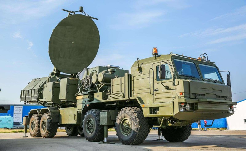 О гонке вооружений, где Россия обошла США REB-2