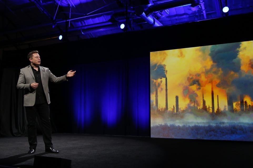 О том, как Илон Маск уничтожит нефтяной мир Musk-Oil