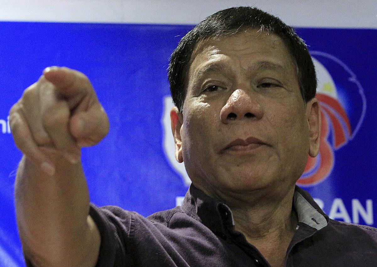 Президент Филиппин отвесил новый удар Вашингтону