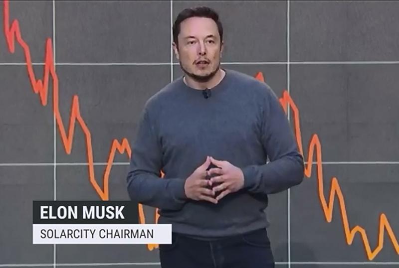 О таинственной крыше Илона Маска Musk-Solar