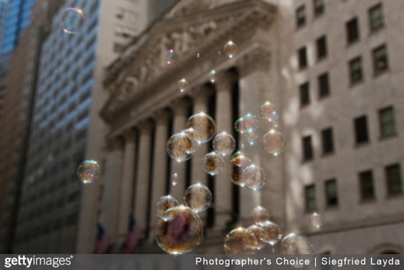 Wall St Bubble