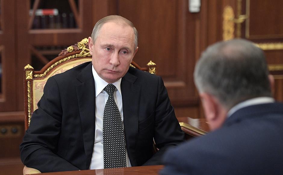 Putin-Sechin