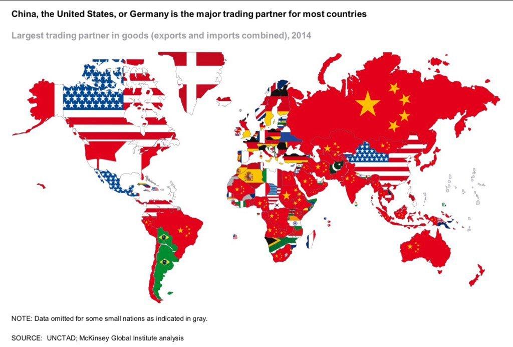 Goods Trade Map