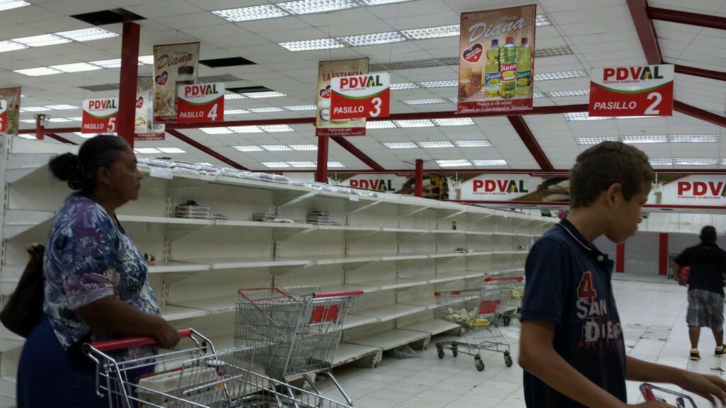 Ven-store-empty-shelves