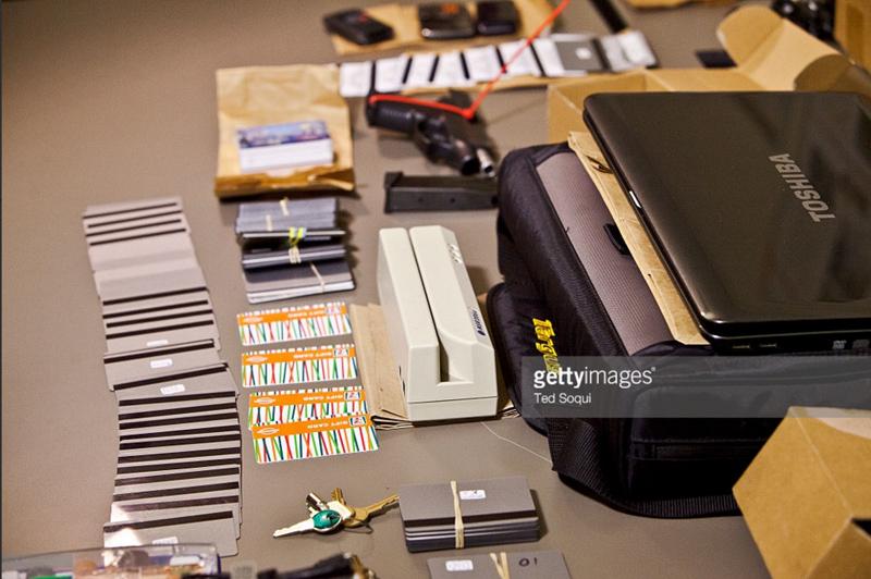 Об инновационном способе кражи денег с банковских карт Card Theft