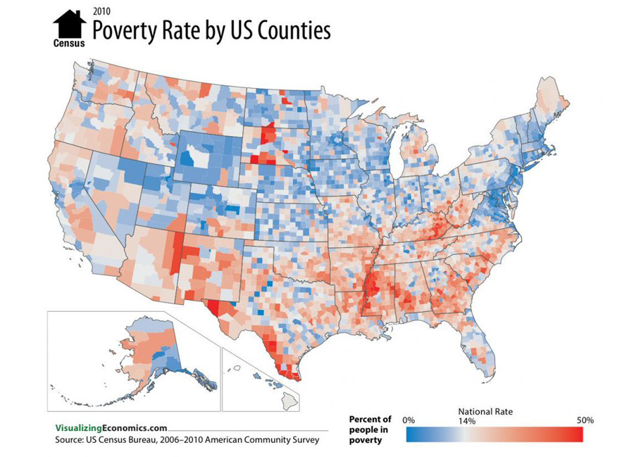 US-Poverty-by-county