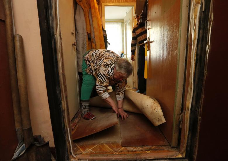 О том, как квартирный вопрос разделяет и ссорит москвичей: говорящие фото Demolition5