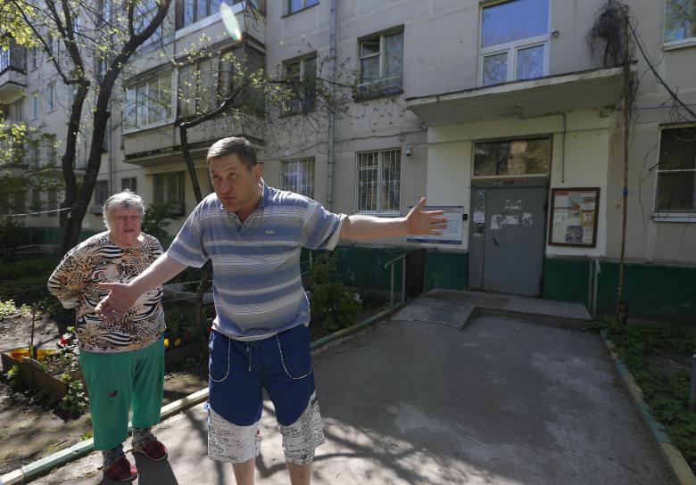 О том, как квартирный вопрос разделяет и ссорит москвичей: говорящие фото Demolition4