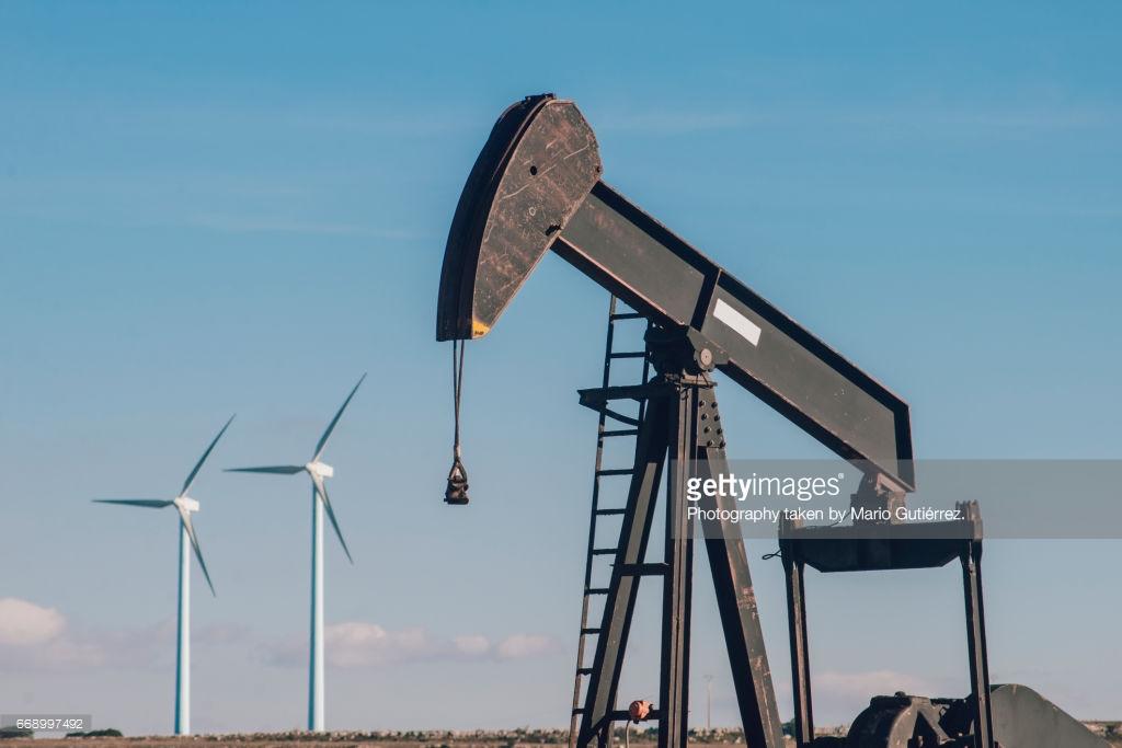 Wind, Oil
