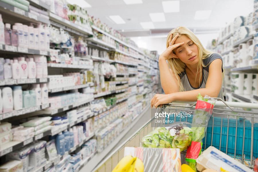 Sad in Store