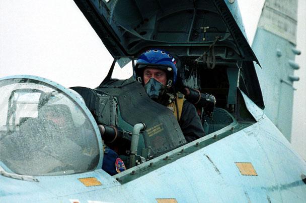 Putin Fly