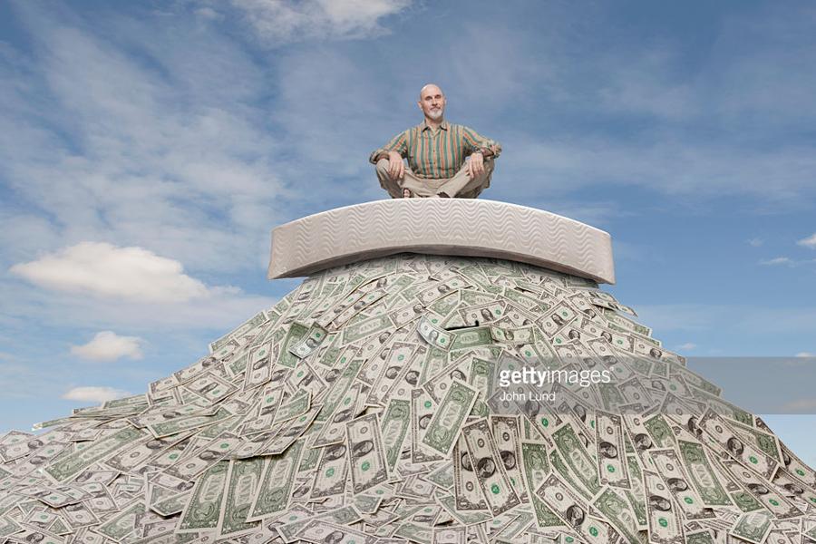 Mountain of Money