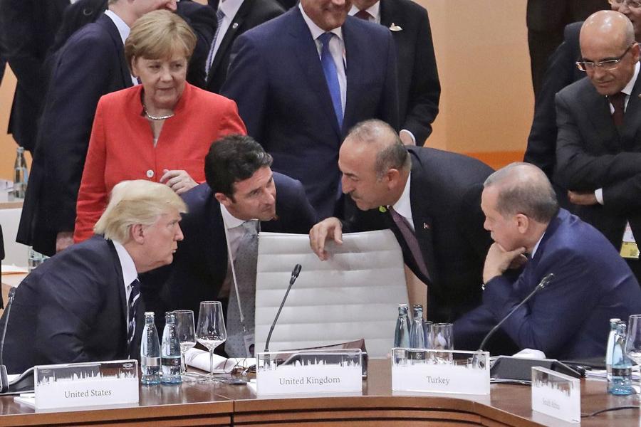 О турецком ноже в спину кремлёвским воякам Fake G20 Original