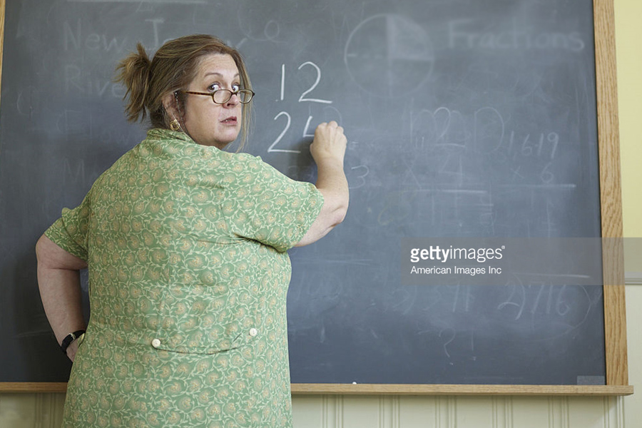 Teacher Woman