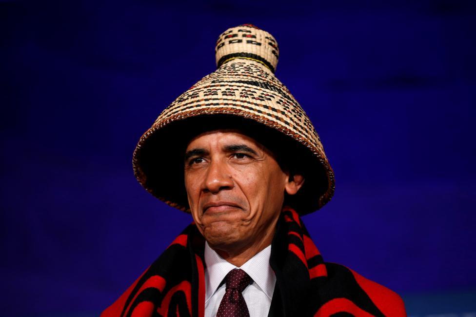 Obama Tribal