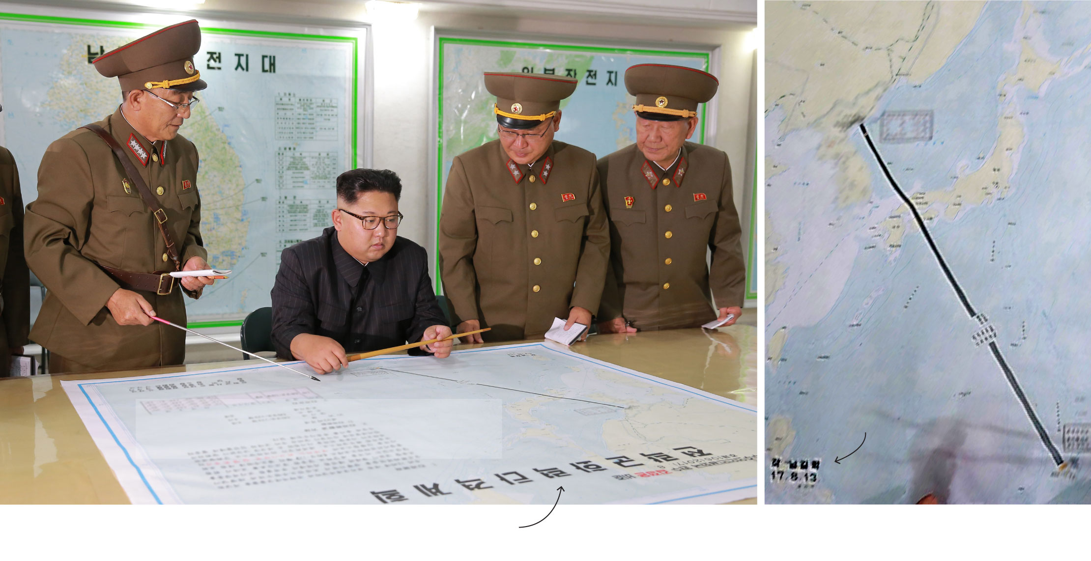 Kim Strike Plan