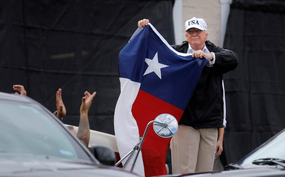 Trump-Texas