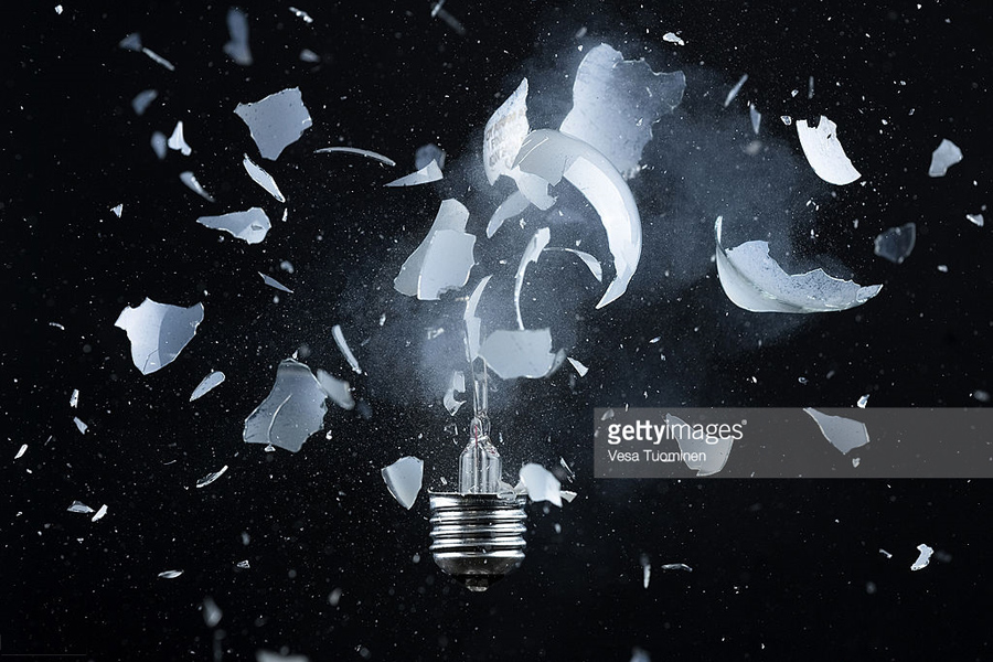 Explode-Lamp