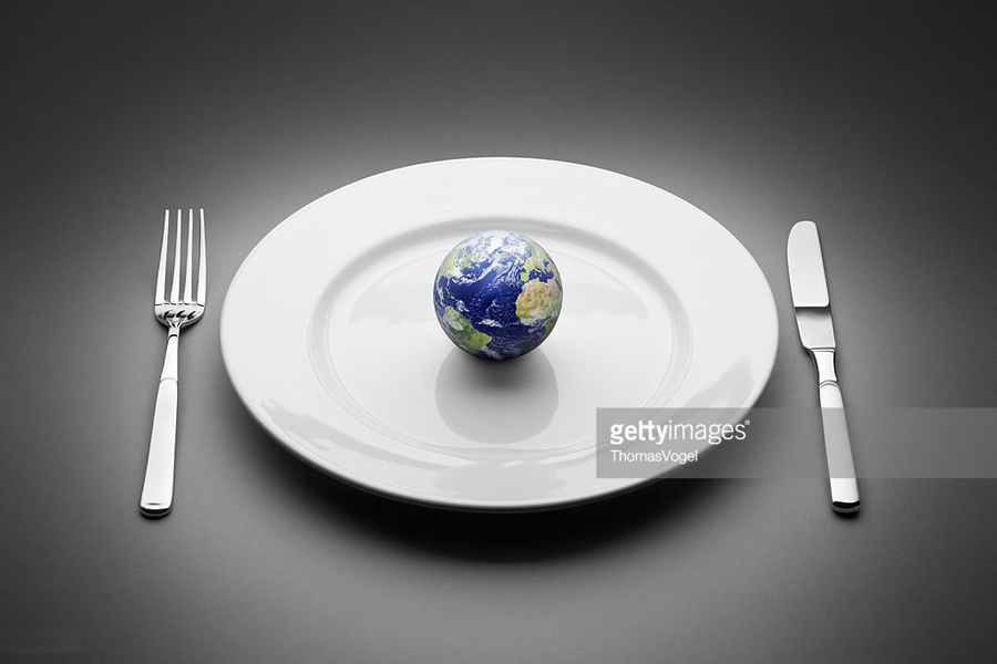 Earth-on-Plate