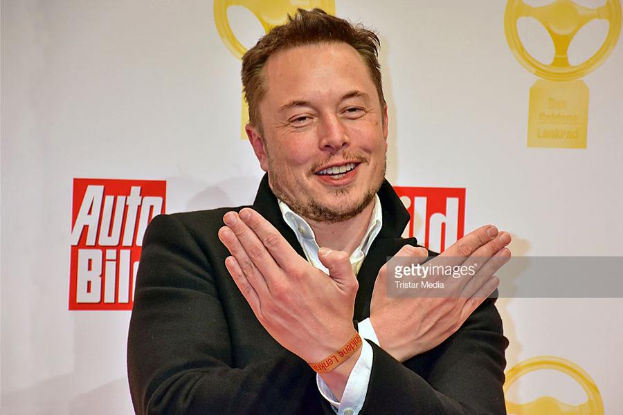 Musk-Cross