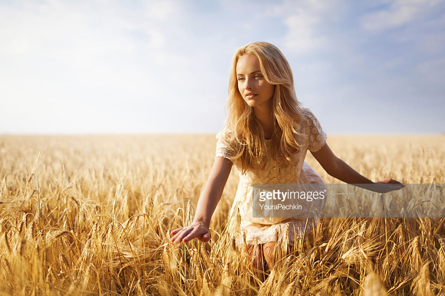 Wheat-Girl