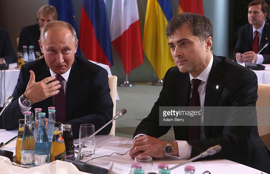 Putin-Surkov